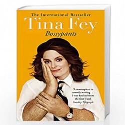 Bossypants by Tina Fey Book-9780751547832