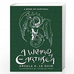 A Wizard of Earthsea: The First Book of Earthsea (The Earthsea Quartet) by LE GUIN, URSULA K. Book-9781473223561