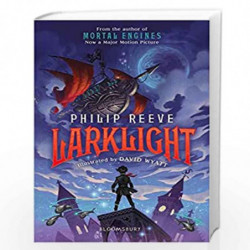 Larklight (Larklight 1) by PHILIP REEVE Book-9781526606617