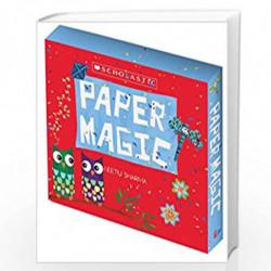 Paper Magic Boxed Set by Neetu Sharma Book-9782018121700