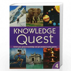 Knowledge Quest 4 by NA Book-9788131936122