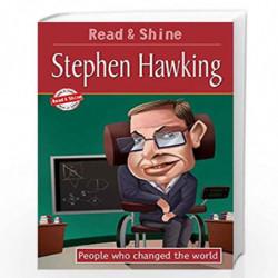 Stephen Hawking by PEGASUS Book-9788131936573