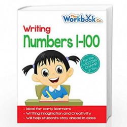 Writing Numbers 1-100 by PEGASUS Book-9788131938980
