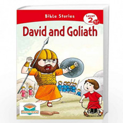 David and Goliath - Bible Stories (Readers) by NA Book-9788131940648