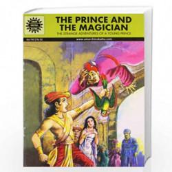 The Prince and the Magician (Amar Chitra Katha) by NA Book-9788184820980