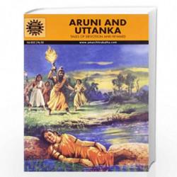 Aruni and Uttanka (Amar Chitra Katha) by Dolly Rizvi Book-9788184821277