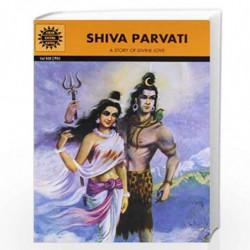 Shiva Parvati (Amar Chitra Katha) by NONE Book-9788189999285