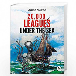 20,000 Leagues Under the Sea by JULES VERNE Book-9789388369718