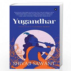 Yugandhar by SHIVAJI SAWANT Book-9789388754286