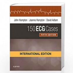 150 ECG Cases, International Edition, 5e by HAMPTON J. Book-9780702074592