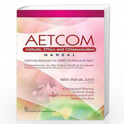 AETCOM: Attitude, EThics and COMmunication Manual by JOHN N.A. Book-9789389565782