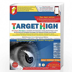 Target High - 5th Premium Colored International Edition by MUTHUVENKATACHALAM S Book-9789389261981