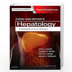 Zakim and Boyer's Hepatology: A Textbook of Liver Disease by SANYAL A J Book-9780323375917
