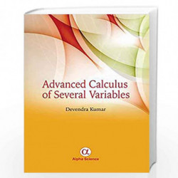 Advanced Calculus of Several Variables by Devendra Kumar Book-9788184873870
