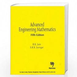 Advanced Engineering Mathematics by R.K. Jain Book-9788184875607