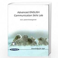Advanced English Communication Skills Lab by Lakshminarayanan Book-9788183711876