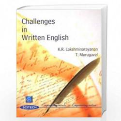 Challenges in Written English by Lakshminarayanan Book-9788183711159