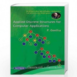 Applied Discrete Structure for Computer Applications by Geetha Book-9788183711968