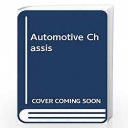 Automotive Chassis by Babu A.K  Book-9788183715140