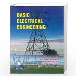 Basic Electrical Engineering by Anandanatarajan et.al.  Book-9788183711890