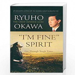 I'm Fine Spirit by RYUHO OKAWA Book-9788179929865
