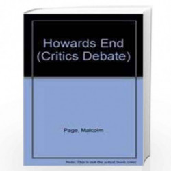 Howards End (Critics Debate S.) by Malcolm Page Book-9780333488485