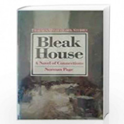 Bleak House: A Novel of Connections (Twayne's masterwork studies) by Norman Page Book-9780805780826