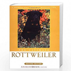 The Ultimate Rottweiler (Howell Dog Book of Distinction (Hardcover)) by Andrew Brace Book-9780764526404