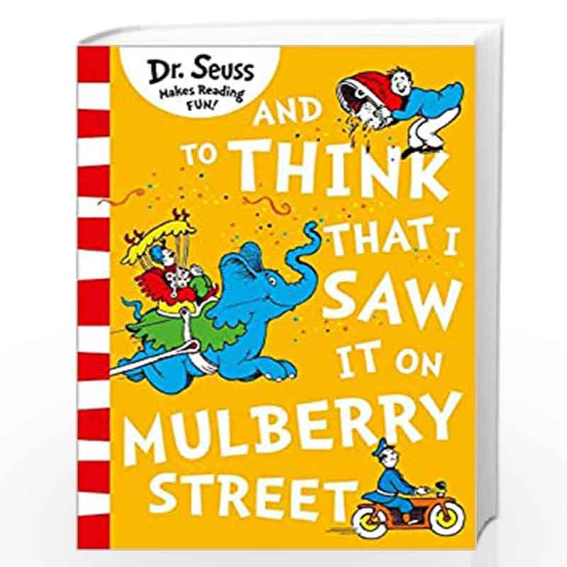 And to think that i saw it on mulberry street pdf free download torrent
