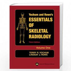 Essentials of Skeletal Radiology (2 Volume Set) by Terry R. Yochum and Lindsay J. Rowe Book-9780781739467