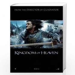 Kingdom of Heaven: The Ridley Scott Film and the History Behind the Story (Book of the Film) by Ridley Scott Book-9781416511311
