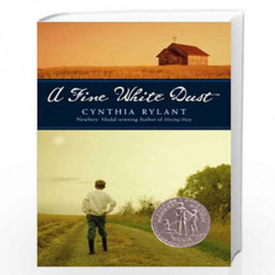 A Fine White Dust (Aladdin Fiction) by Cynthia Rylant Book-9781416927693
