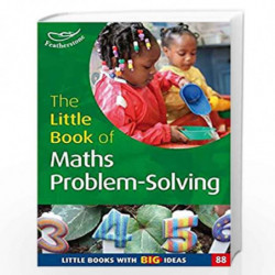 The Little Book of Maths Problem Solving (Little Books) by Carole Skinner and Judith Dancer Book-9781472906106