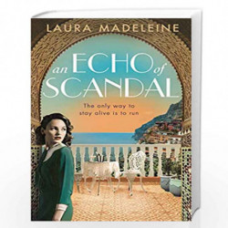 An Echo of Scandal by Madeleine, Laura Book-9781784162542