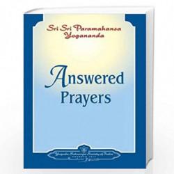 Answered Prayers by Yogananda Paramahamsa Book-9788189535377