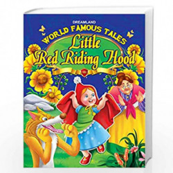 World Famous Tales - Little Red Riding Hood by NILL Book-9789350896877