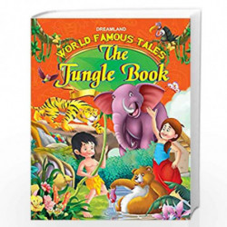World Famous Tales: Jungle Book by NILL Book-9789350896891