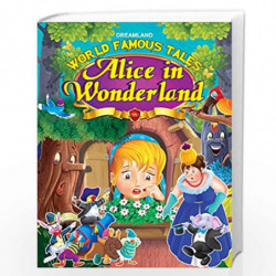 World Famous Tales - Alice In Wonderland by NILL Book-9789350896921