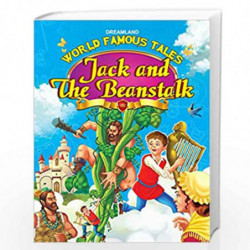 World Famous Tales - Jack & The Beanstalk by NILL Book-9789350897010