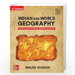 Indian and World Geography by  Book-9789352602957