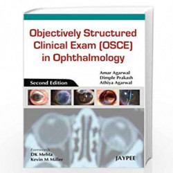 Objectively Structured Clinical Exam (Osce) in Ophthalmology by ALIO Book-9789350905098