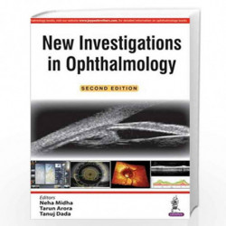 New Investigations In Ophthalmology by DADA TANUJ Book-9789386150998