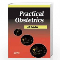 Practical Obstetrics by DEBDAS Book-9788180610066