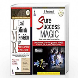 LMR Last Minute Revision for NBE/DNB/NEET/PGMEE/FMG + Sure Success Magic (Maximum Advantage Guide for Integrated Course Study) (