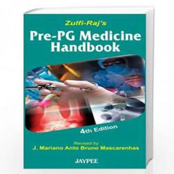 Zulfi-Raj'S Pre-Pg Medicine Handbook by NAYYAR Book-9789350252710