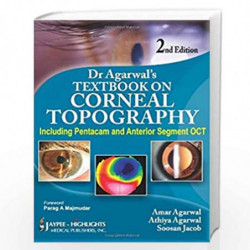 (OLD) DR.AGARWAL'S TEXTBOOK ON CORNEAL TOPOGRAPHY by RAJ Book-9788180616310