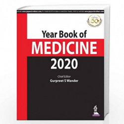 Yearbook of Medicine 2020 by WANDER GURPREET S Book-9789390020683