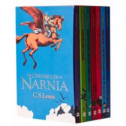 Chronicles of Narnia (The Chronicles of Narnia) by C.S. Lewis Book-9780007428533