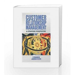 Customer Relation Management: A Strategic Perspective by G. Shainesh Book-1403928622