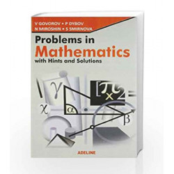 Problems in Mathematics with Hints and solutions [PB] by Govorov V Book-5030002286